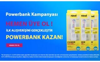 Powerbank Kampanyası