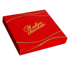 500 Gr'lık Standart Çikolata Kutusu - A (10'lu Paket)