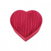 Küçük Kalpli Kırmızı Hediye Kutusu