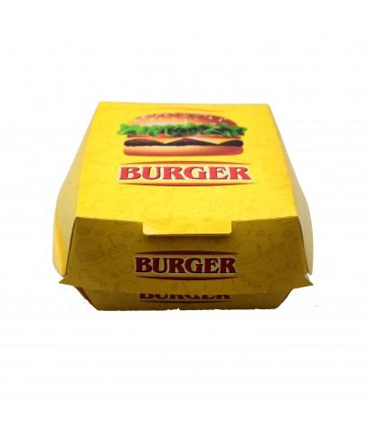 Hamburger Kutusu (400'lü Paket)