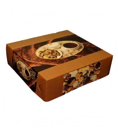 1000 Gr'lık Standart Kuru Pasta Kutusu-B (100'lü  Paket)