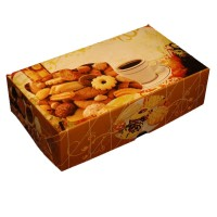 500 Gr'lik Standart Kuru Pasta Kutusu - A (100'lü Paket)