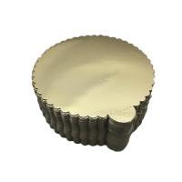 28 cm'lik Yuvarlak Pasta Altlığı-C (50'li Paket)
