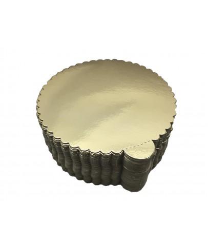 18 cm'lik Yuvarlak Pasta Altlığı-C (50'li Paket)