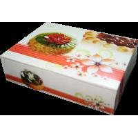Standart Şekilli Pasta Kutusu-A (25 Adet)
