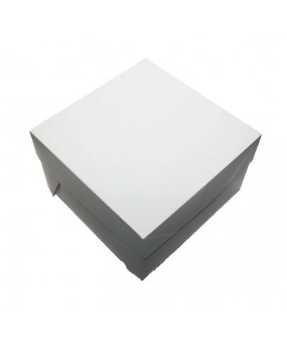 10'' Butik Pasta Kutusu (25x25x15) 25 Adet